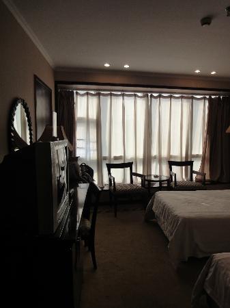 Jing'an Peony Plaza: room