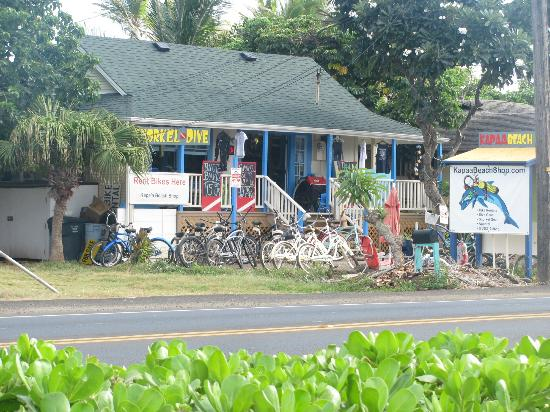 Kapaa Beach Shop