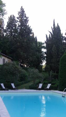 Castello di Montegufoni: The grounds