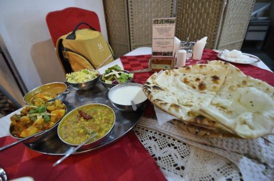 Namaste : dishes