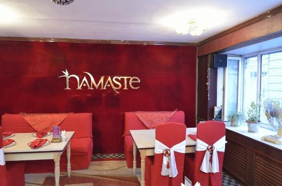 Namaste : Restaurant
