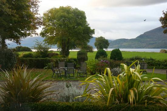 Loch Lein Country House: Our view everyday.