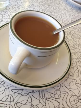 G-B Grill: coffee