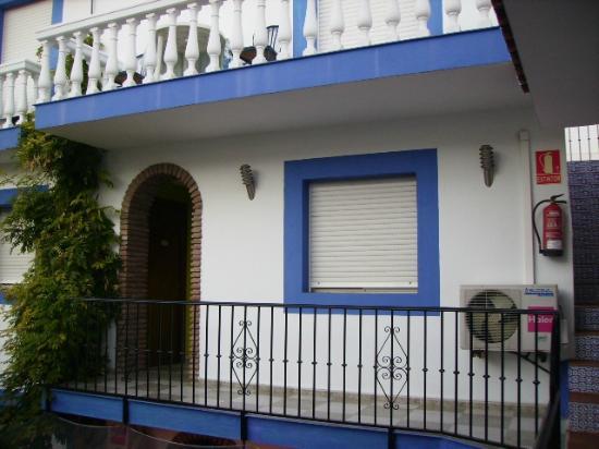 Pension La Herradura: Balcony