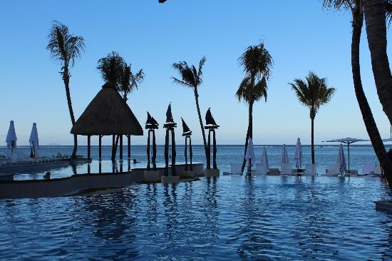 Ambre Resort & Spa: piscine hotel ambre