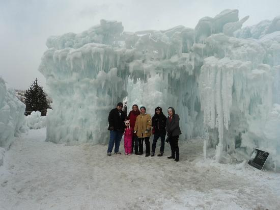 Ice Castle Picture Of Rainbow Park Silverthorne