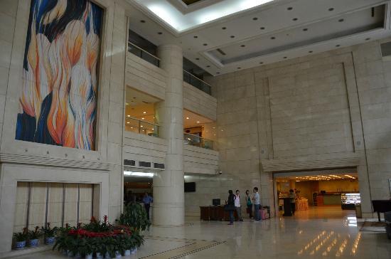 Wan Nian Grand Hotel: lobby
