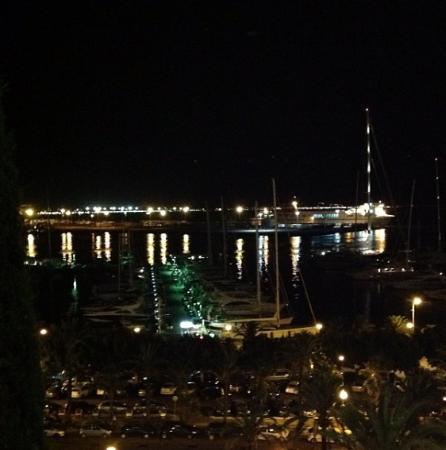 Gran Melia Victoria: buenas vistas.