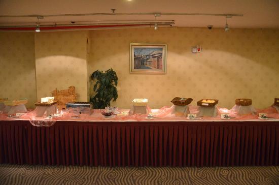 Wan Nian Grand Hotel: breakfast