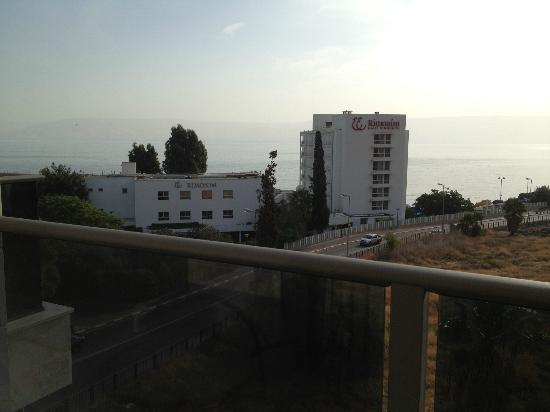 Emily's Hotel: Vista dal 4° piano