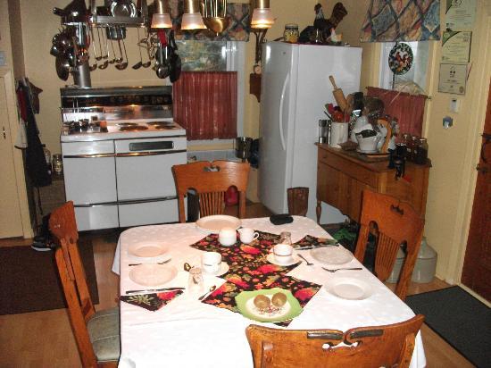 L'Hibiscus: la cuisine