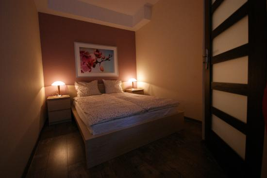 Apartamenty Delecta : Sypialnia Delux