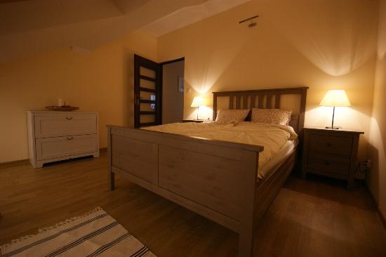 Apartamenty Delecta : romantyczny apartament