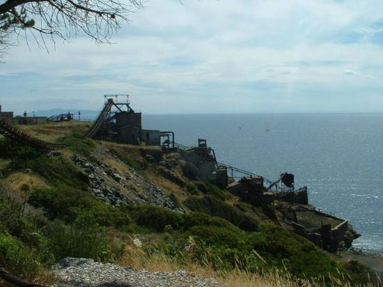 Parco Minerario dell'Isola d'Elba : Laveria