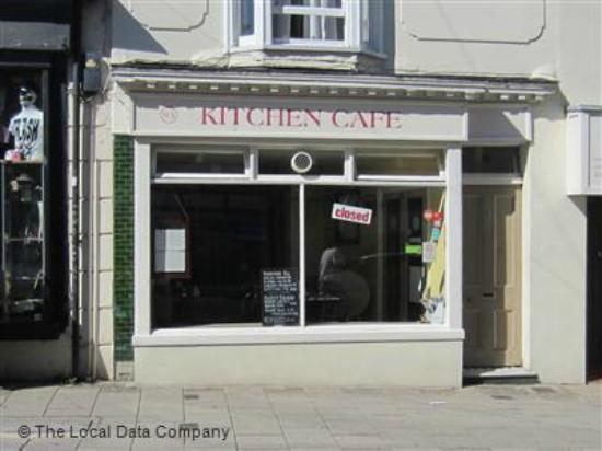 Kitchen Cafe Shop Front - Picture of Kitchen Cafe, Brighton ...
