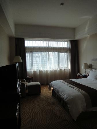 Paradise Hotel Shanghai: room