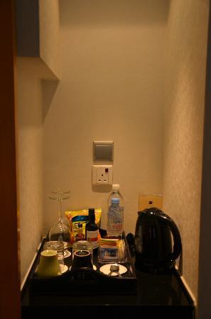 Kew Green Hotel Wanchai Hong Kong: room