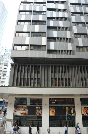 Kew Green Hotel Wanchai Hong Kong: hotel