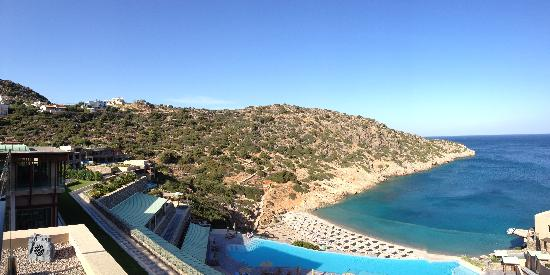 Daios Cove Luxury Resort & Villas: Panoramic