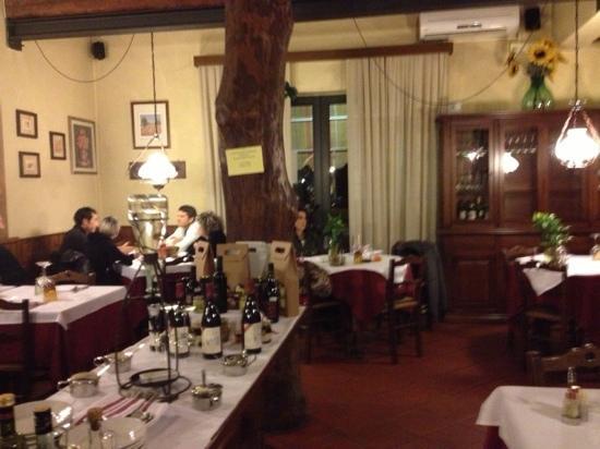 Chiesina Uzzanese, İtalya: Ristorante Da Coso