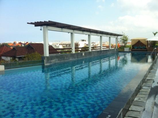 The ONE Legian: Pool Area on 3rd Floor