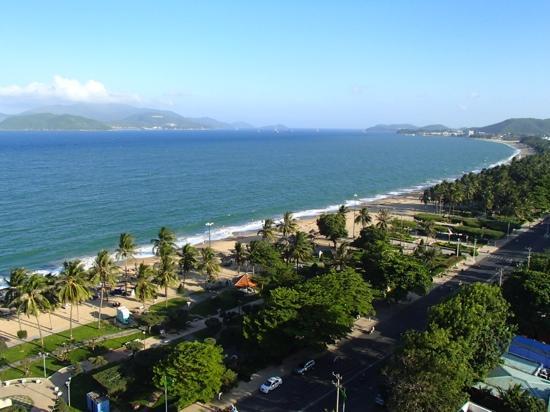Novotel Nha Trang: 10th floor view