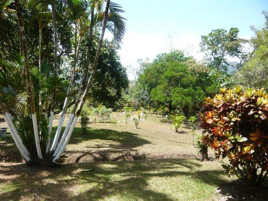 Cabanas Potosi: Park Potosi