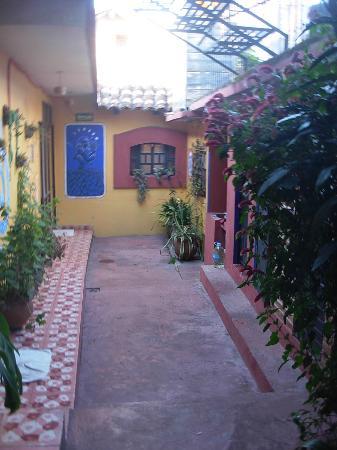 Hostel Qhia : patio