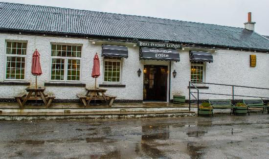 Ben More Lodge Hotel: Restaurant and Bar