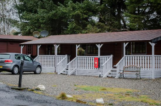 Ben More Lodge Hotel: Lodges