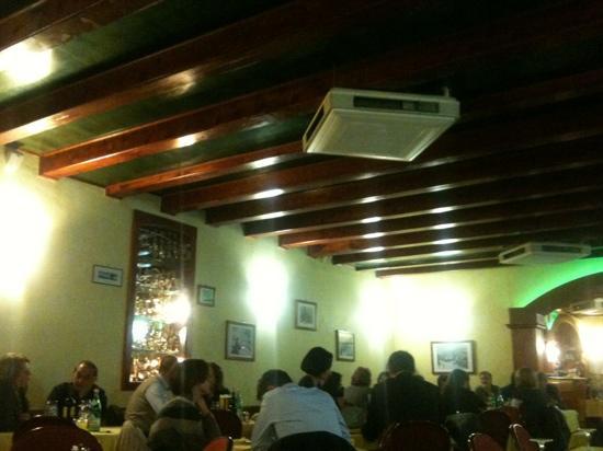 La Griglia : sala principale