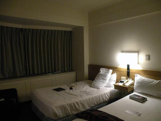 Mercure Auckland: 4th floor room