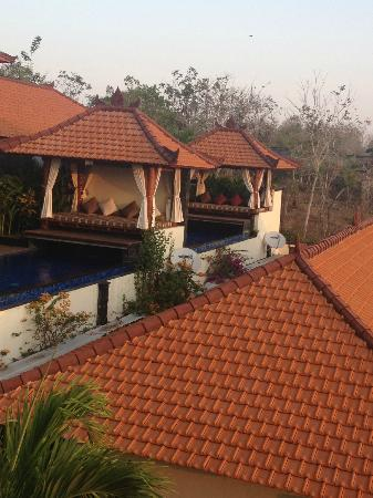 Jimbaran Cliffs Private Hotel & Spa: suites