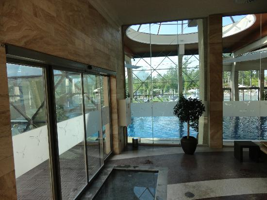Spirit Hotel Thermal Spa: Indoor pools: swimming pool