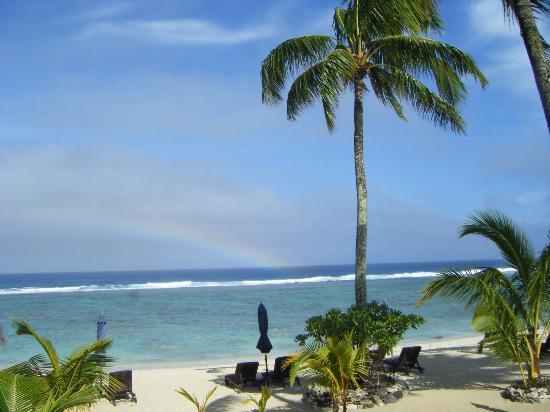 Manuia Beach Resort: Awesome view!!!