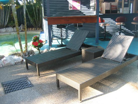 Grange Resort Hervey Bay: Catch Some Rays