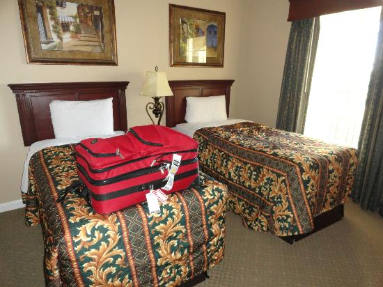 WorldQuest Orlando Resort: 2nd bedroom
