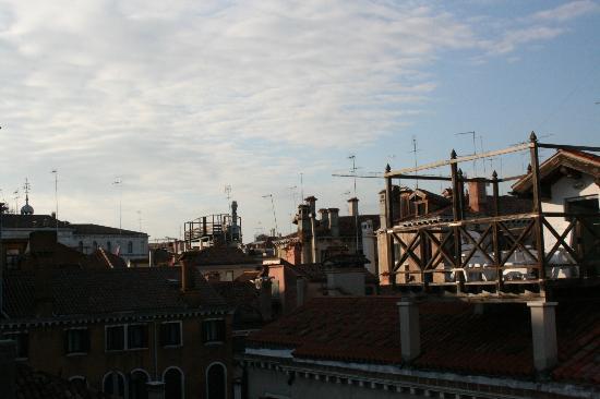 Hotel Campiello: Terrace view