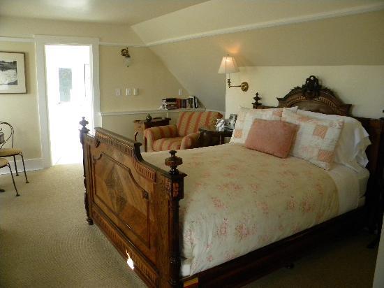 Glendeven Inn Mendocino: Garret