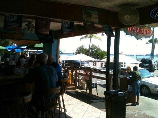 O'Maddy's Bar & Grille: Bar