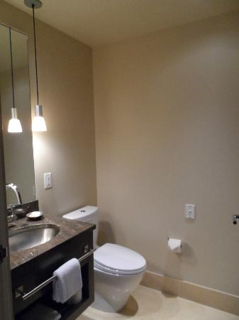 Hyatt At Olive 8: Luxury King Suite - Guest Bathroom