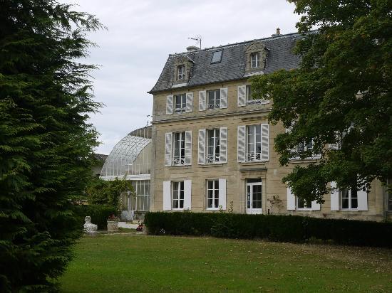 Chateau de Damigny: Chateau de Damingy