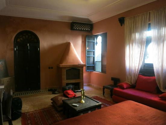 Riad d'Or: another view of room