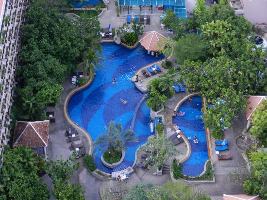 The Royal Paradise Hotel & Spa : Pool