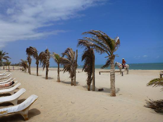 Cumbuco, CE: praia de Cumbuco 