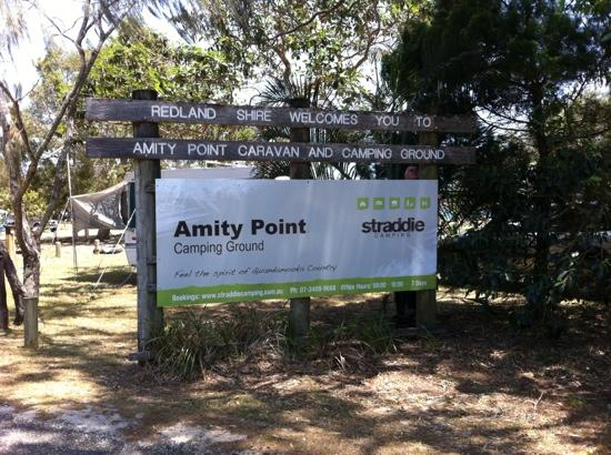 Straddie Camping: Amity Point Camping Ground