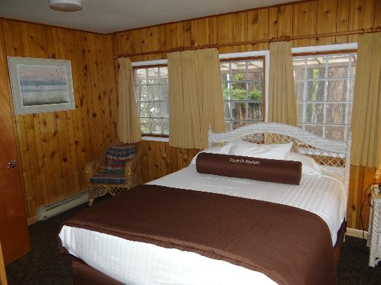 Lake Quinault Lodge: Double Room in the Boathouse