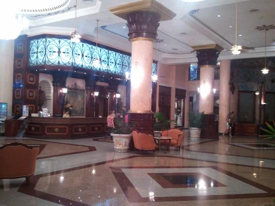 美洲河宫全包酒店照片