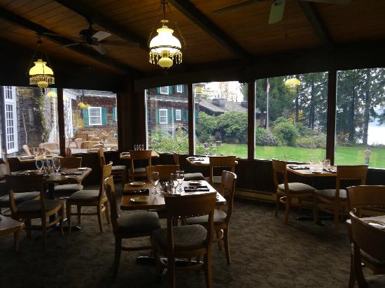 Lake Quinault Lodge: Roosevelt Dining room