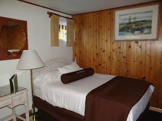 ‪‪Lake Quinault Lodge‬: Double Room in the Boathouse